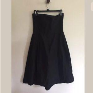 Theory Honey little Black Cocktail Dress
